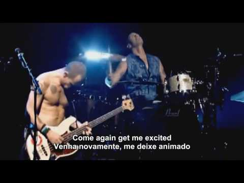 Red Hot Chili Peppers - Don't Forget Me (Ultimate) Legendado Eng/PT