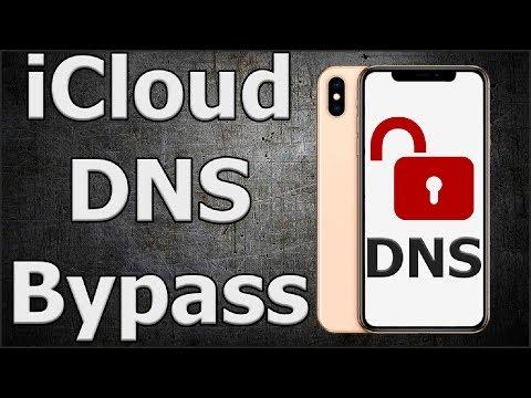 iCloud DNS Bypass - Captive Portal  iOS 6/7/8/9/10/11/12 x