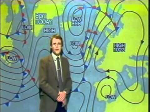 BBC Weather Report - c1980