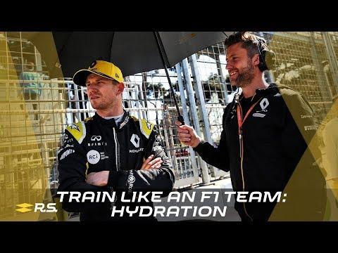 Train like an F1 Team: Hydration (Nico)