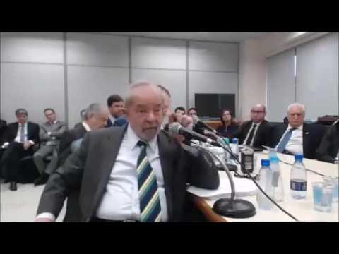 Lula a Moro: Foi o senhor que soltou e mandou grampear o Youseff, poderia saber mais do que eu!