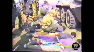 (+18) Чечня. Пленные боевики 1995г.