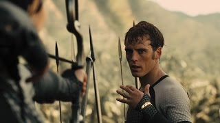 Finnick Scenes - The Hunger Games: Catching Fire [Part 1]