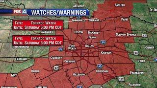 Tyler Texas under Tornado Alert now. 5/18/19