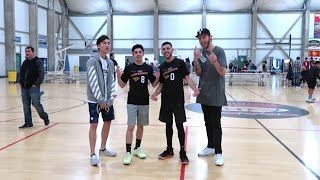 RICEGUM & FaZe Banks at our game! (CRAZY CLOSE GAME)