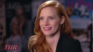 On Eve of Oscars, 'Zero Dark Thirty's' Jessica Chastain Is Finally Able to Relax