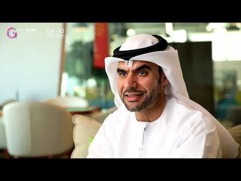 In conversation with H.E. Younus Al Nasser, Smart Dubai