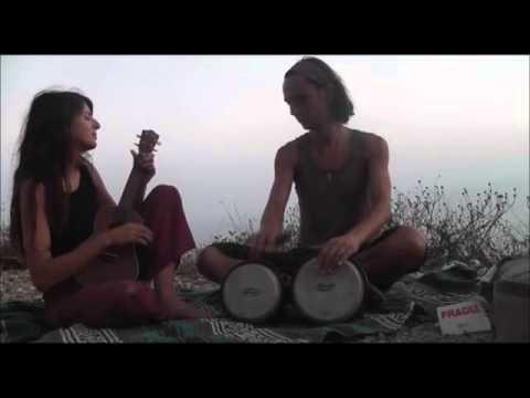Radhe Govinda! Ed and Amber, Mantra Malta