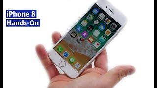 iPhone 8 im Hands-On (deutsch HD): Langweiler oder Überflieger?