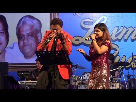 Kante nahi katte hai LIVE byPriyanka Mukherjee and Chetan Rana