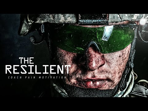 THE RESILIENT - One of the Best Speeches EVER (Featuring Coach Pain)