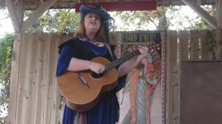 """Waltzing with Bears"" ~ Diane Linn (the Bard O'Neill) ~ 2012 Texas Renaissance Festival"