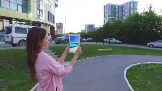 Как смотреть видео 360 с телефона /планшета