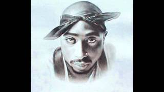 2Pac - Check Out Time (Dr Dre - The Message) [HQ]