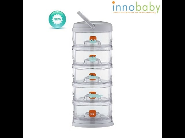 innobaby Packin' SMART Stackables