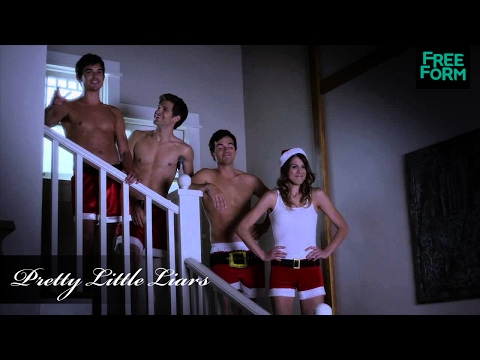 Pretty Little Liars 5.14 (Clip 'Santa Boxers')