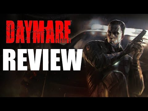 Daymare 1998 Review - One of the Worst Games of 2019