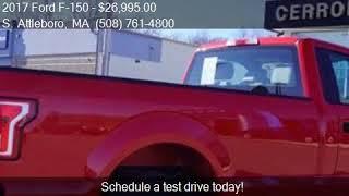 2017 Ford F-150  for sale in S. Attleboro, MA 02703 at CERRO
