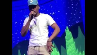 Chance The Rapper - Mask Off Freestyle (full version)
