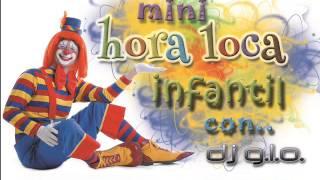 MINI - HORA LOCA INFANTIL 2015