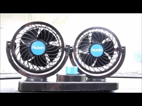 Taotuo 12V Electric Car Fan-GadgetAny