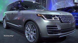 2018 Range Rover SV Autobiography