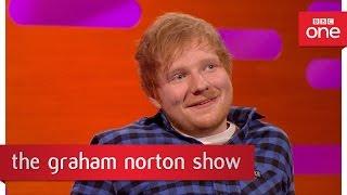 Ed Sheeran talks about his scar - The Graham Norton Show 2017: Episode 14 - BBC One