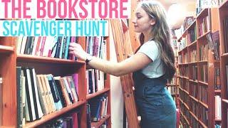 Bookstore Scavenger Hunt - Video Youtube