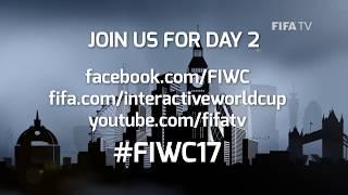 FIWC 2017 Grand Final - Day 1 Highlights