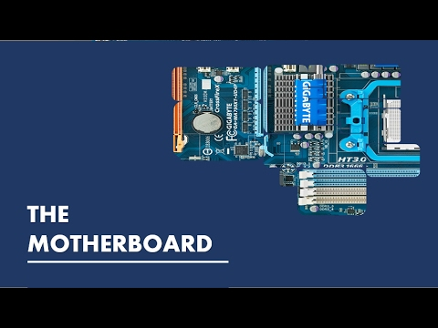 The Motherboard: Parts and Functions