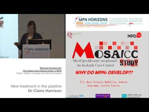Medical session #4: New treatments in the pipeline of MPN