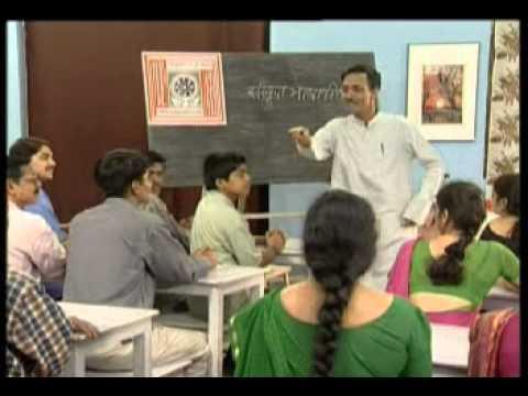 Learn Sanskrit through Sanskrit 1/40