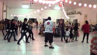 Matsuri Dance em Guaimbê 2015 - Kansha Kangeki Ame HD