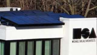 preview picture of video 'Making Solar Power Work: One NY business' story'