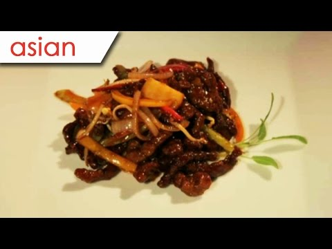 GanBien / Beef strips - Silent Cooking with Simon Xie Hong (with recipe)