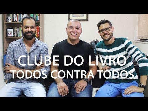 CLUBE DO LIVRO | TODOS CONTRA TODOS ? IRMÃOS LIVREIROS | @danyblu @irmaoslivreiro