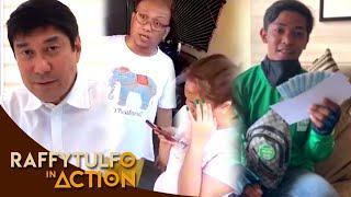 PART 2 | VIRAL VIDEO NG GRAB FOOD RIDER NA DI NABAYARAN, NAAKSYUNAN NA!