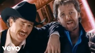 Brooks & Dunn - Boot Scootin' Boogie (Official Video)