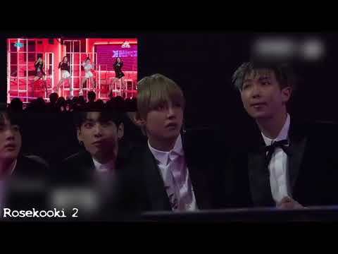 BTS reaction to Blackpink - DDU DU DDU DU