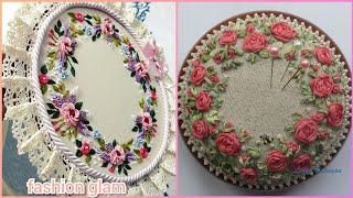 Beautiful Flower Brazilian Embroidery Styles And Patterns Ideas