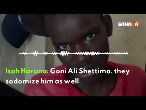 Sexually Abused And Sodomized Children Inside The Maiduguri Maximum Security Prison