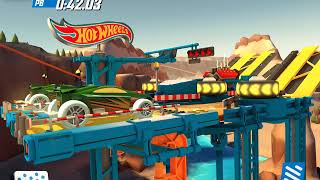 HOT WHEELS RACE OFF DAILY RACE - Gameplay Walkthrough iOS / Android - Hot Wheels Track Stunts 3D