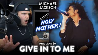 Michael Jackson ft. Slash Reaction Give In to Me (MJ GETS SPICY!!!)   Dereck Reacts
