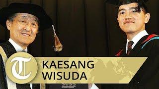 Wisudawan SUSS Terkejut saat Status Kaesang Anak Presiden Jokowi Terungkap