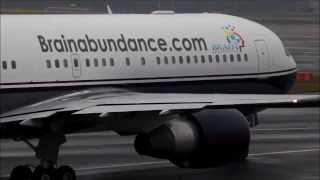 Brain Abundance личный самолет компании