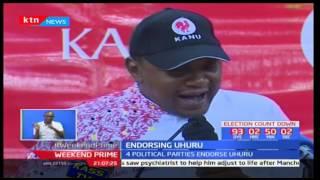 KANU National Delegates Convention endorses President Uhuru Kenyatta for re-election 2017