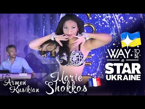 Marie Shokkos & Armen Kusikian ⊰⊱ Gala Show ☆ Way to be a STAR ☆ Ukraine ★2019 ★