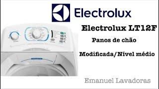 Lavadora Electrolux lt12f com a placa da ltp15