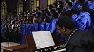 "Florida Mass Choir  ""All Night All Day"""