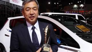 LEAFNISMOCONCEPT「東京国際カスタムカーコンテスト2012」受賞コメント